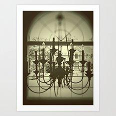 Classic Light Art Print