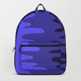 Splash of colour (blue) Backpack