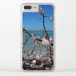 The Kindness Clear iPhone Case