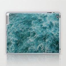 faded waves Laptop & iPad Skin