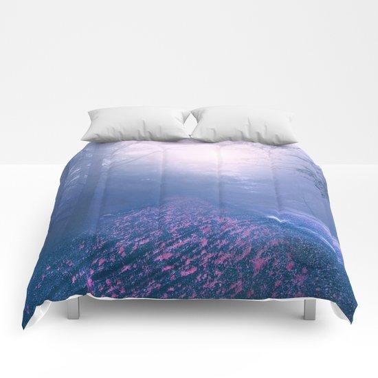 Pastel vibes 05 Comforters