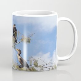 Cormoran Tree Coffee Mug
