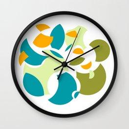 Circular Dismantle Wall Clock