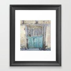 Doors of Perception 27 Framed Art Print