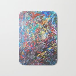 Ordered Chaos Bath Mat
