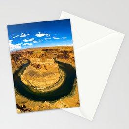 Best Photo of Horshoe Bend, Page, Arizona Stationery Cards