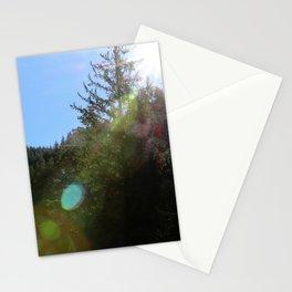 Light Leak Stationery Cards