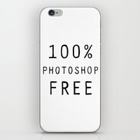 text iPhone & iPod Skins featuring Text by Meredith Mackworth-Praed