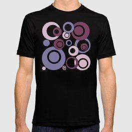 Retro Bubbles #2 T-shirt