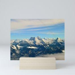 Mt. Everest Mini Art Print
