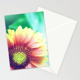 Fantasy Garden - Sunny Flower Stationery Cards