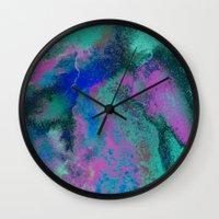 venus Wall Clocks featuring Venus by elena + stephann