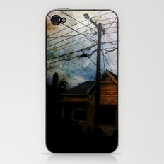 Home Invasion iPhone & iPod Skin