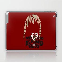maka albarn soul eater Laptop & iPad Skin