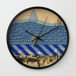 Saluti Dal Futuro 175 Wall Clock