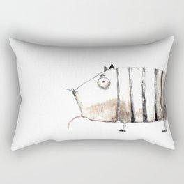 The Great Catch Rectangular Pillow