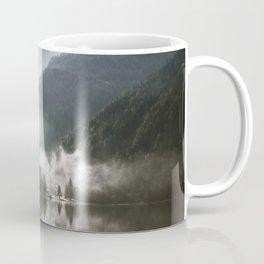 Mountains fog Coffee Mug