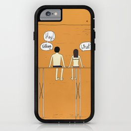 Nothing iPhone Case