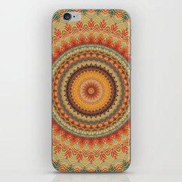 Mandala 393 iPhone Skin