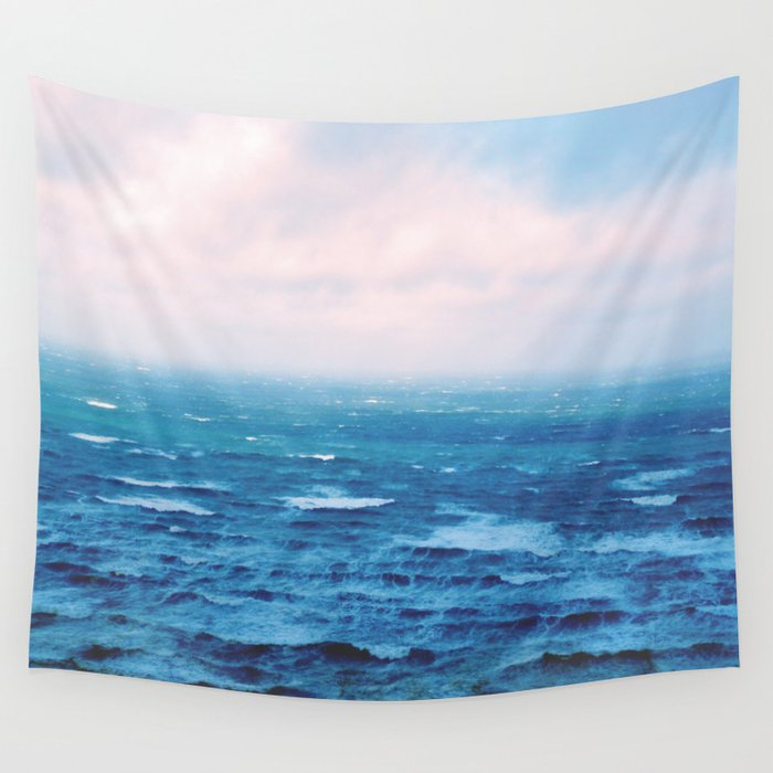 Ocean Dreaming Wall Tapestry