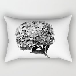 Hydrangea Macrophylla Hortensia Rectangular Pillow