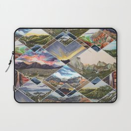 Diamond Mountains Laptop Sleeve