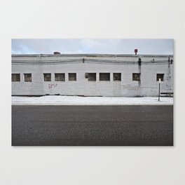 Industry Artifacts 04 Canvas Print