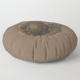 Scorpio (brown) Floor Pillow