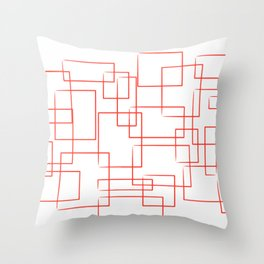 Flashback Light Throw Pillow