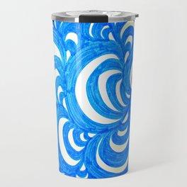 Zendoodle Artwork Travel Mug