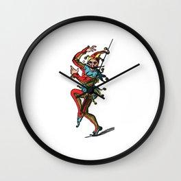 Jester2 Wall Clock