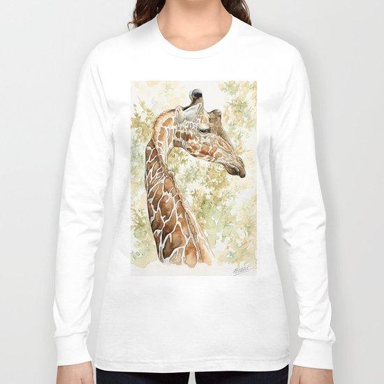 Africa02 Long Sleeve T-shirt