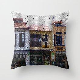 Jalan Besar 01 Throw Pillow