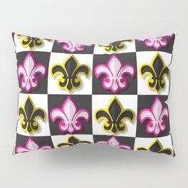 Fleur de lis pattern Pillow Sham