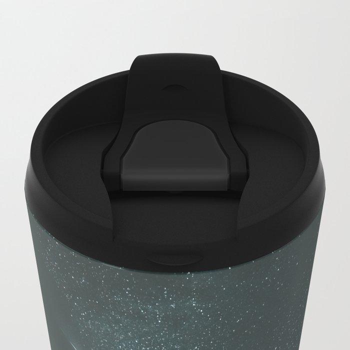 Stars II Metal Travel Mug