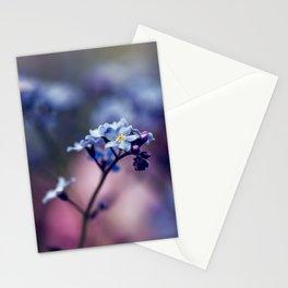 Forget-Me-Not Myosotis Flower Stationery Cards