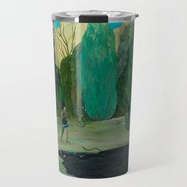 Snake Lake Travel Mug