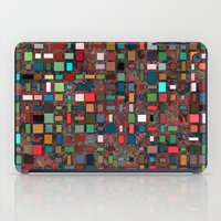 mosaic iPad Cases featuring Mosaic by Lyle Hatch
