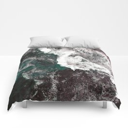 Abstract Sea, Water Comforters