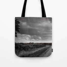 Midwest Storm Tote Bag
