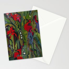 Offering to Xochiquetzal Stationery Cards
