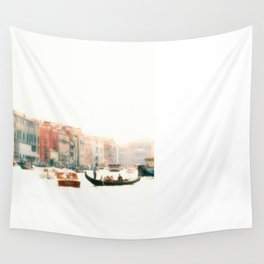 Venice, Italy Surreal Grand Canal Wall Tapestry