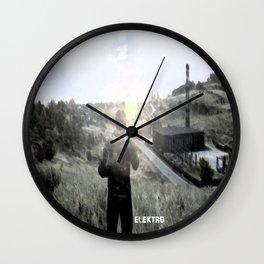 DAYZ 2.0 ELEKTRO Wall Clock