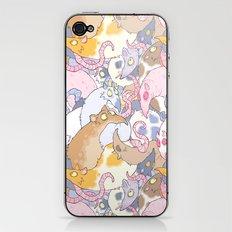 Fancy Rat Pattern iPhone & iPod Skin