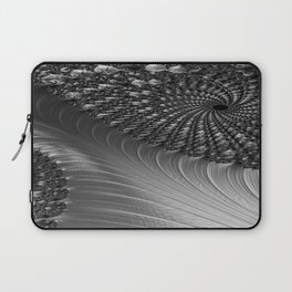 Grey Scale Laptop Sleeve