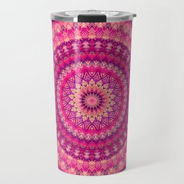 Mandala 303 Travel Mug