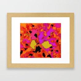 Ignition Framed Art Print