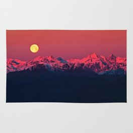 In The End #society6 #prints Rug