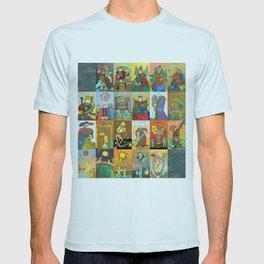 Tarot of Marseilles T-shirt