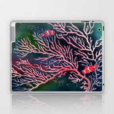 Clownfish and Coral Laptop & iPad Skin